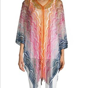 Missoni Knitted Shawl